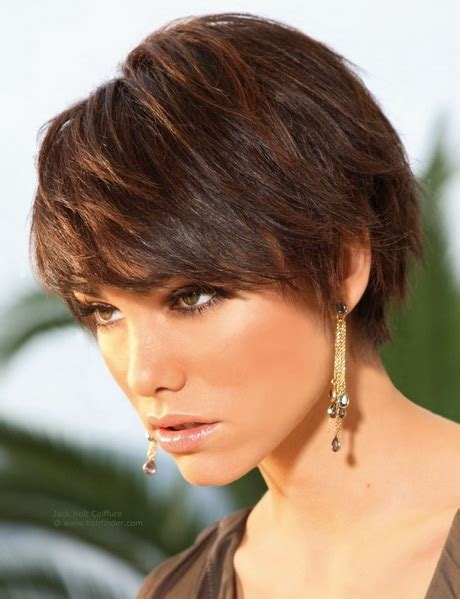 Feminine Hairstyles by Feminine Hairstyles For Shorthaired Feminine