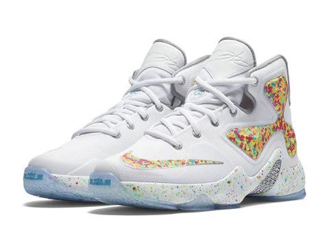fruity pebbles basketball shoes fruity pebbles basketball shoes 28 images nike lebron