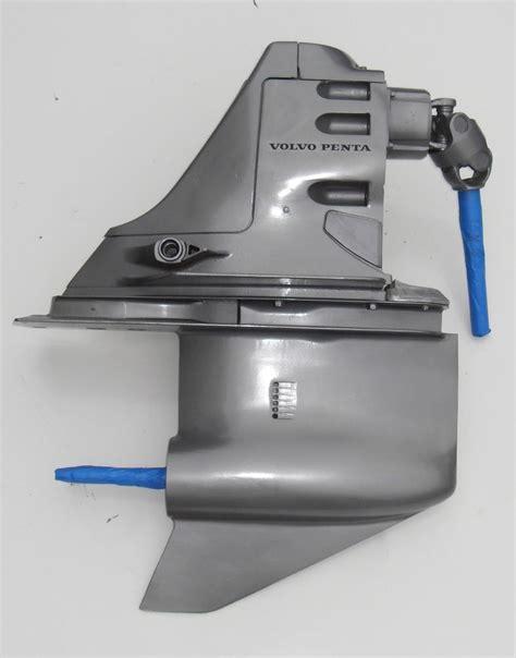 remaned volvo penta sx m single prop sterndrive outdrive