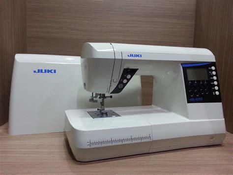 Mesin Jahit Portable Juki jual mesin jahit juki hzl g 210 computerised portable