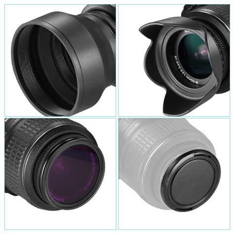 Filter Kamera Canon 700d neewer 67mm muss objektiv filter zubehor set f 252 r canon eos 700d 650d 600d 550d ebay