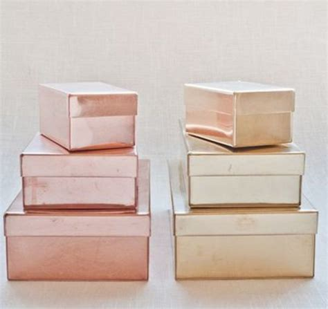 pretty bedroom storage boxes home accessory storage boxes metallic room ideas
