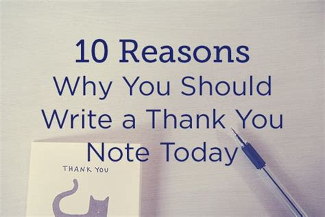 how soon should you send thank notes for wedding gifts 10 reasons why you should write a thank you note today true revive our hearts