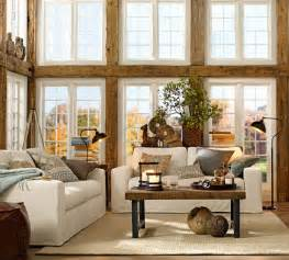 Rustic Home Decorating Ideas Living Room by Gallery For Gt Rustic Chic Decor Living Room
