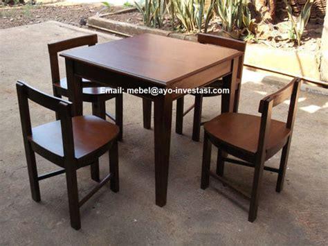 Kursi Plastik Warung meja cafe dan meja rumah makan