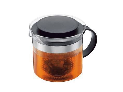 Designer Teekanne 356 bodum bistro teebereiter 1 0 liter preisvergleich