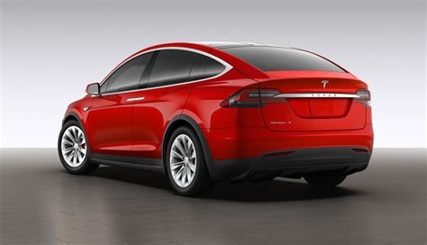 Tax Credits For Tesla Model X May Qualify For Preferential Tax Treatment