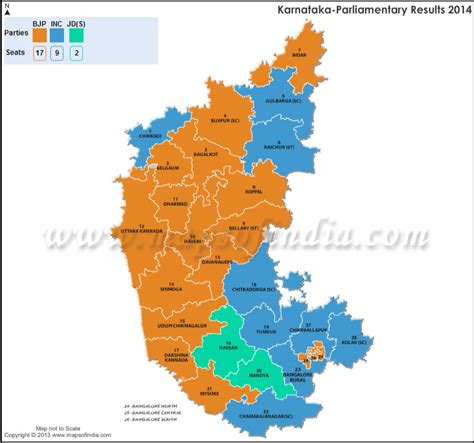 congress seats in lok sabha 2004 karnataka general lok sabha election results 2014 2009