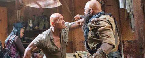 ulasan film jumanji jumanji welcome to the jungle trailer droveteamm over