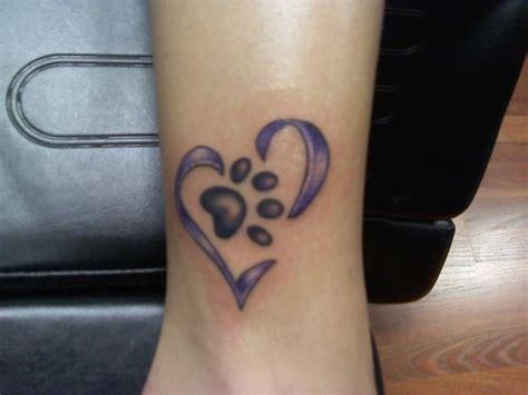 tattoo design printer 15 playful dog paw tattoos tattoo me now