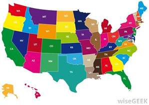 colorful map of the united states colorful united states map ustaxpayerswill