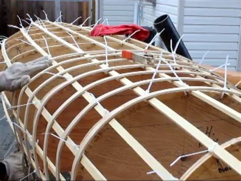 totalboat skiff episode 29 how to steam bend wooden boat frames in plastic bags