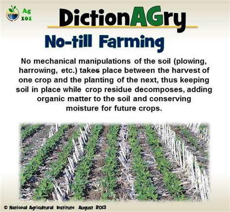 Planter Meaning by No Till Farming Agmazing Dictionary