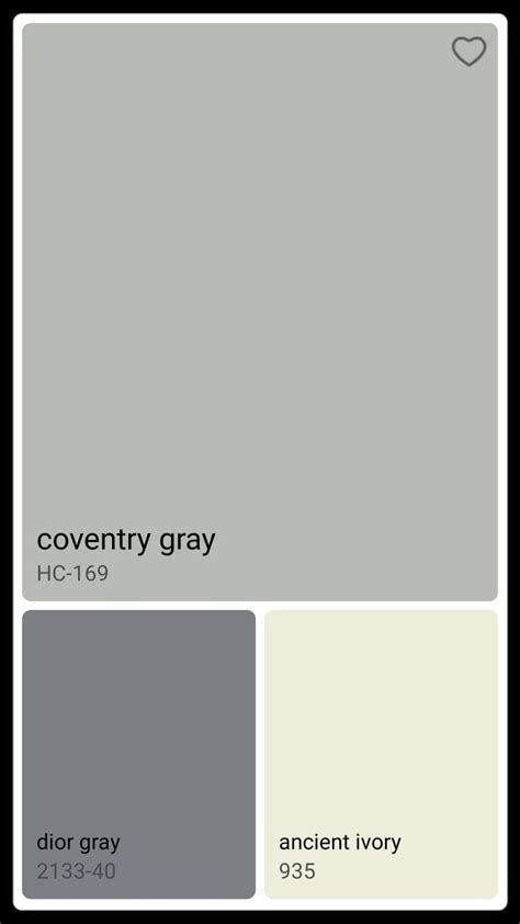 100 grey paint color crushed ice by sherwin