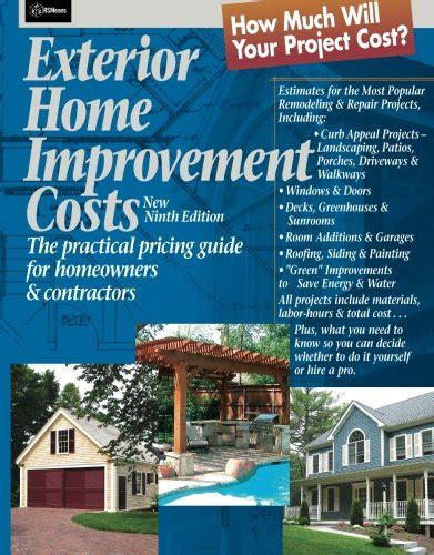 7 exterior home improvement costs the practical
