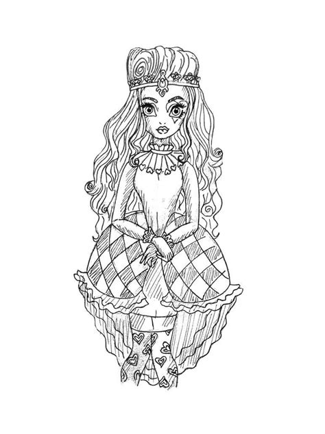 ever after high coloring pages games ever after high coloring pages 82 coloring pages for kids