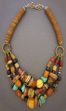 Which Jewelry Style Moderncontemporary Or Traditionalethnic by 1000 Ideas About Tribal Necklace On Boho