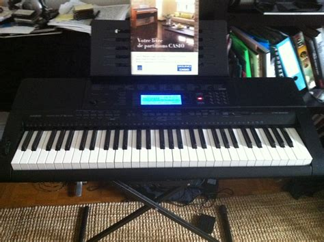Jual Keyboard Casio Ctk 5000 casio ctk 5000 image 311624 audiofanzine