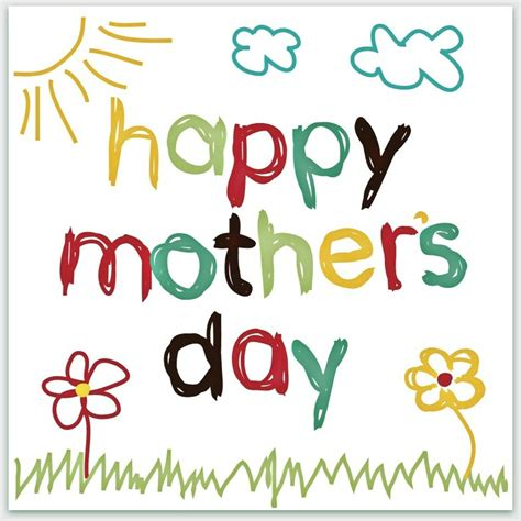 s day free novamov happy mothers day template clipart best