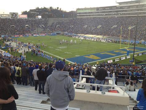 Rose Bowl Stadium Section 9 Ucla Football