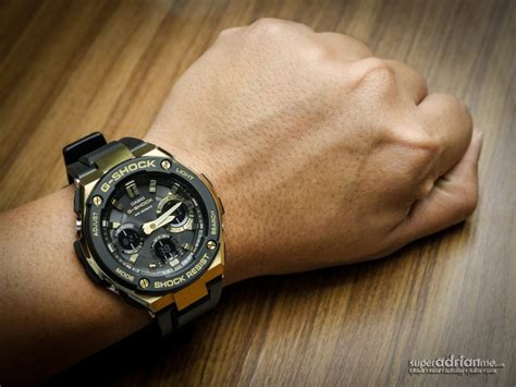 Casio G Shock Gst S120l 1a New Original casio releases the indestructible g shock g steel series