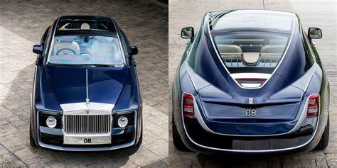 Das Teuerste Auto Der Welt by Der Rolls Royce Sweptail Ist Das Teuerste Auto Der Welt
