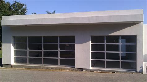 Overhead Glass Doors Glass Overhead Garage Doors Arm R Lite Barton Myers Aluminum Glass Overhead Sectional Garage