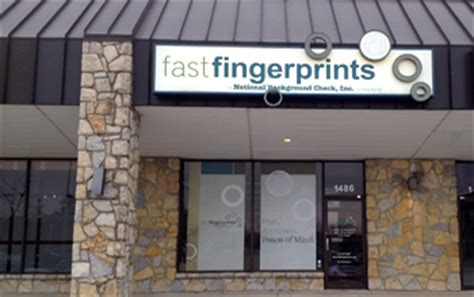 Bci Background Check Columbus Ohio Fastfingerprints Fingerprinting Service Locations In Ohio Akron Canton Cleveland