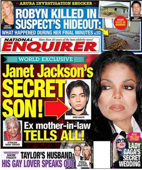 s secret child who really is janet jackson s born child the