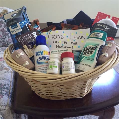 gifts for and 8 best images about running themed gift baskets on