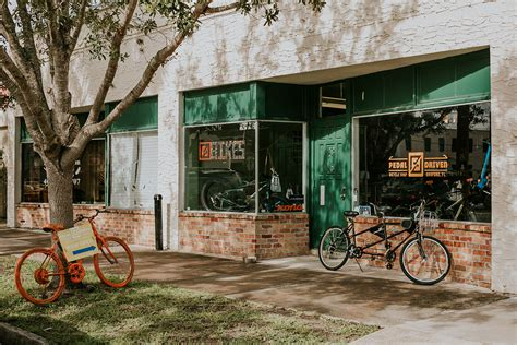 pedal driven bike shop opens in sanford sanford 365