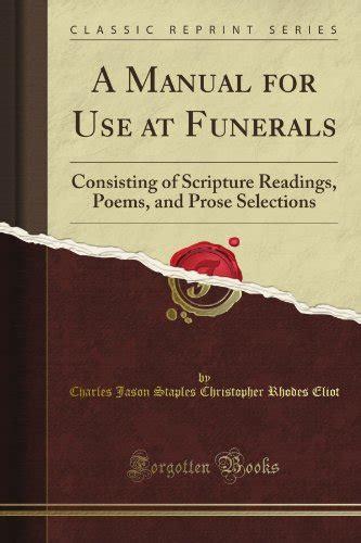 funeral scripture readings funeral scripture funeral