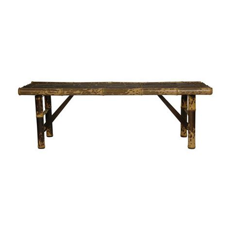 bench indoor furniture shop oriental furniture japanese bamboo light indoor