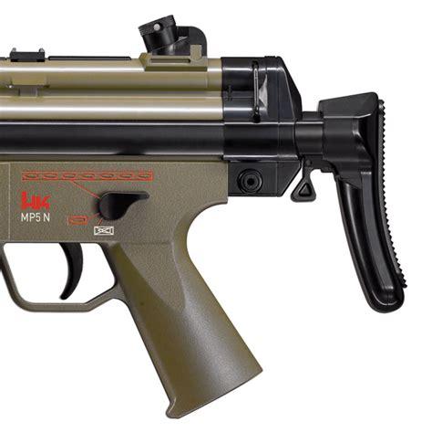 Jual Airsoft Gun Mp5 Navy Heckler Koch H K Mp5 Navy Dual Power Airsoft Earth