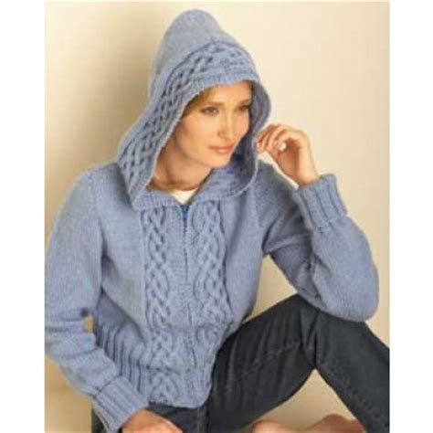 free pattern hoodie hoodies to knit free patterns grandmother s pattern book