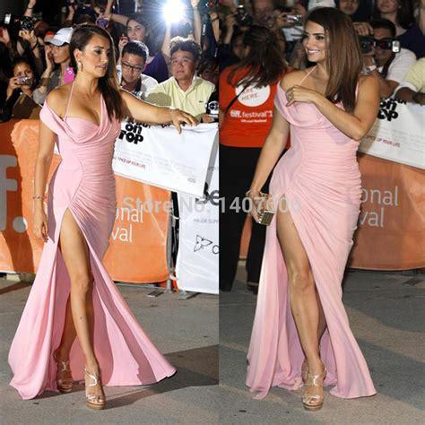 celebrity red carpet dresses kzdress 2014 penelope cruz celebrity red carpet dresses sheath