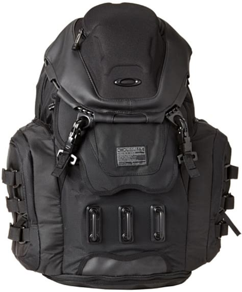 oakley kitchen sink backpack stealth black oakley s kitchen sink backpack stealth black one