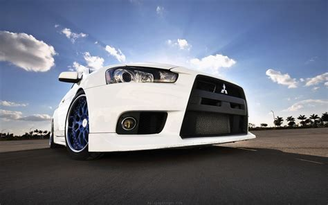 white mitsubishi evo wallpaper wheels white cars roadster evo x mitsubishi lancer