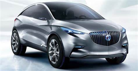 buick envision suv concept unveiled with in hybrid drive