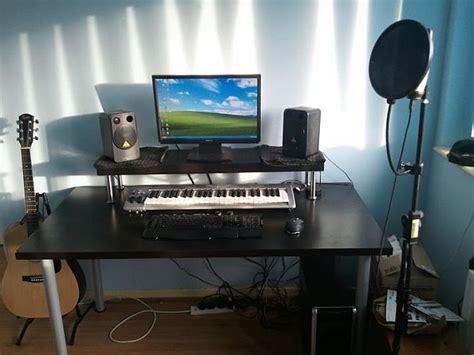 cheap  easy   diy computer desk ideas freshnist