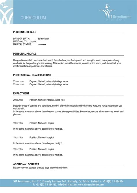blank cv format for freshers free blank resume templates resume sle cv format for freshers in word blank resume