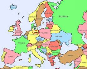 map of europe germany why berlin is a great base for exploring europe globetrottergirls