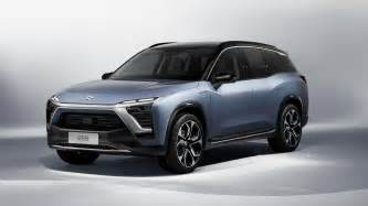 nextev nio es8 wallpaper hd car wallpapers