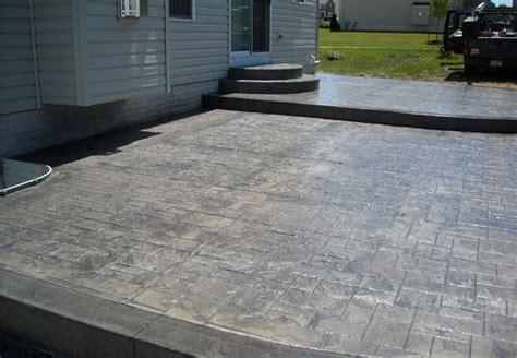Exposed Aggregate Concrete Countertop by Hartman Concrete Projects Sted Concrete