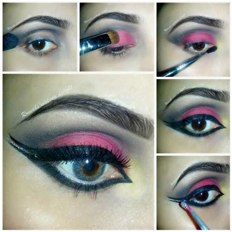 black smokey eyes makeup tips tutorial 2015 india pakistan