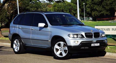 bmw 4x4 2004 bmw x5 3 0i sport e53 4x4 auto 12 888