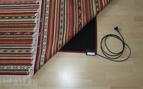 teppich 2m x 2m unter teppich heizmatte mobile bodenheizung 2m x 1 4m