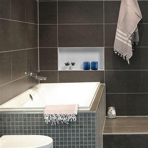 nicchia bagno nicchia mensola bagno in acciaio inox c box white by