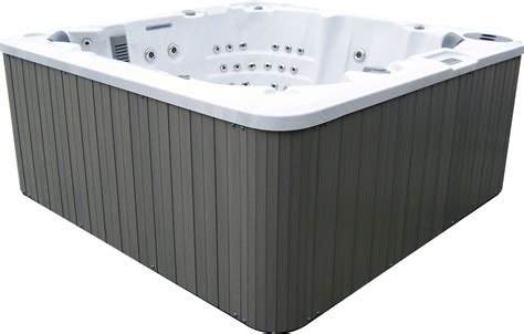 mps spa deluxe 8 person mps 52 tub with 52 jets ebay