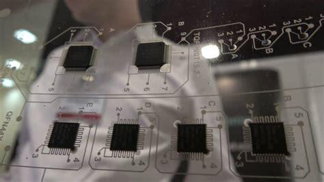 printable flexible electronics quad industries flexible hybrid printed electronics youtube